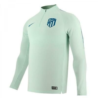 Mens NIKE Atletico De Madrid Dri-fit Squad Drill Jacket 913999 357