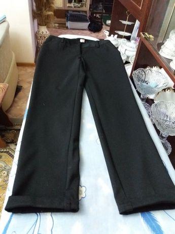 Продается цвет чисто черный фото не так видно брюки для девочек 11 лет