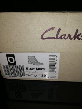 Ботуши Clarks