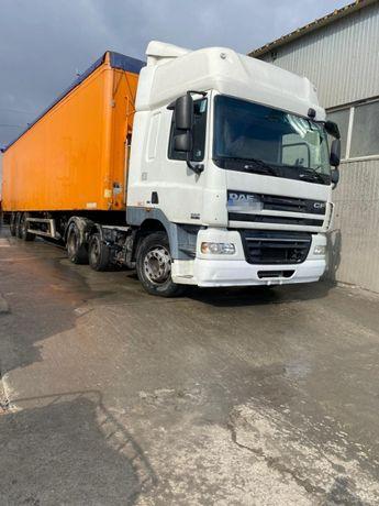 S.C. presteaza servicii de transport marfuri de volum