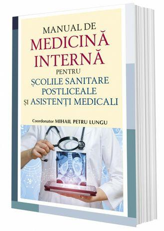 Manual de medicină internă pentru scolile sanitare, postliceale