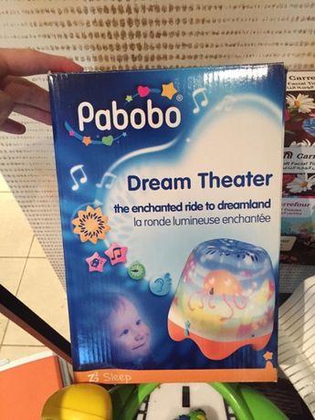 Детский ночник Dream Theater Pabobo