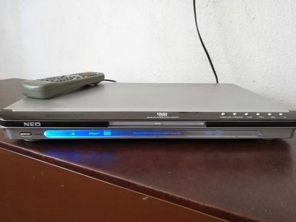 DVD Player Crown/Neo