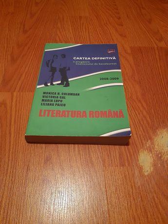 Cartea Definitiva Bac Romana 2008-2009 - Monica H. Columban