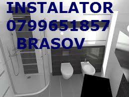 Instalator Brasov instalati termice,sanitare, Urgente si Desfundari