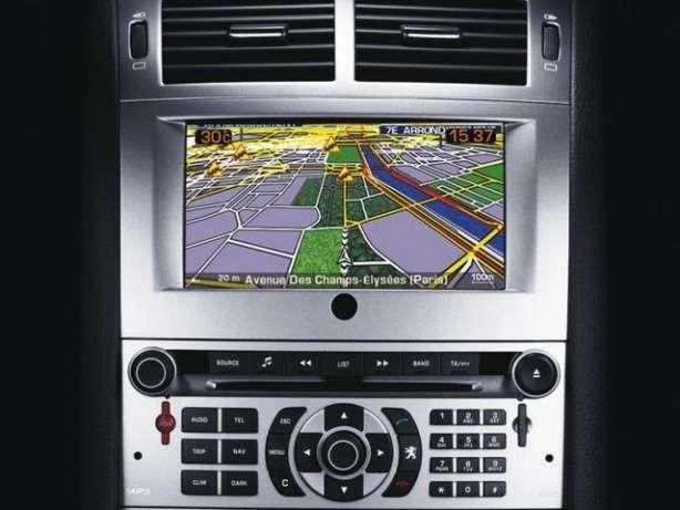 CD navigatie Peugeot Citroen Navidrive RT4 RT5 2020 Europa + Romania