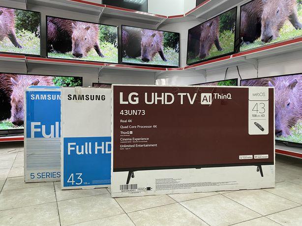 Новый Телевизоры!От 129.990 Smart TV UHD 4K Рассрочка Гарантия 12м