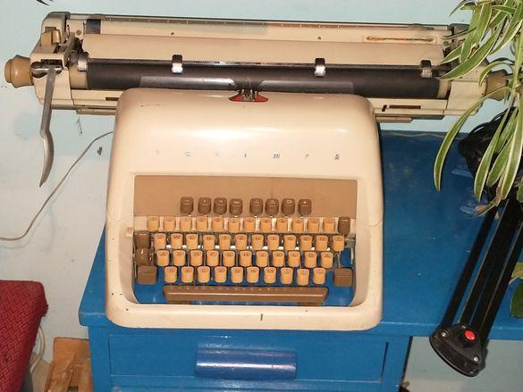 Пишеща машина Адлер