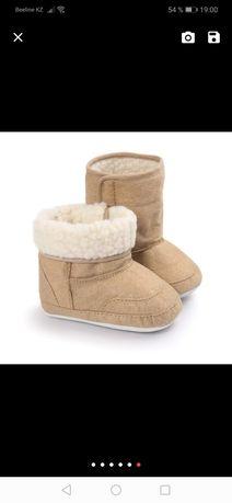 Детская обувь зимняя, подарок