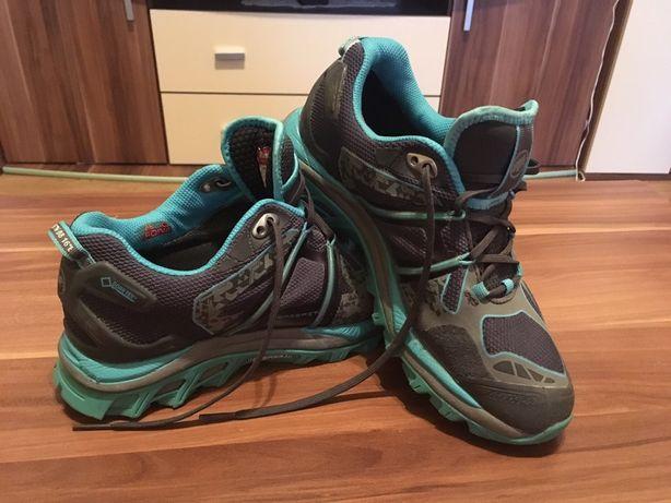 "Pantofi sport tura drumetii munte""Mammut""(Gore-tex)37,1/3-23cm"