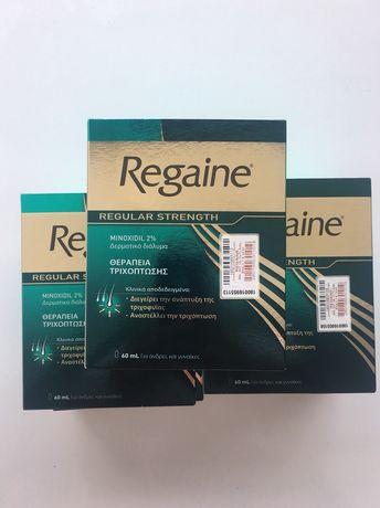 Regaine 100% оригинален лосион против косопад внос от Гърция.