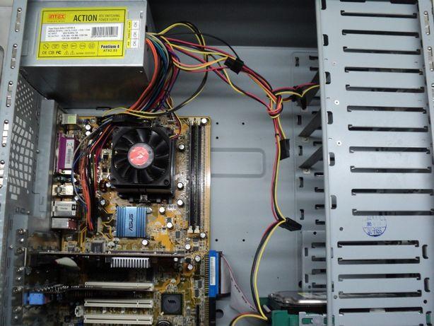 VINTAGE Unitate Calculator Asus Reconditionat An 2005