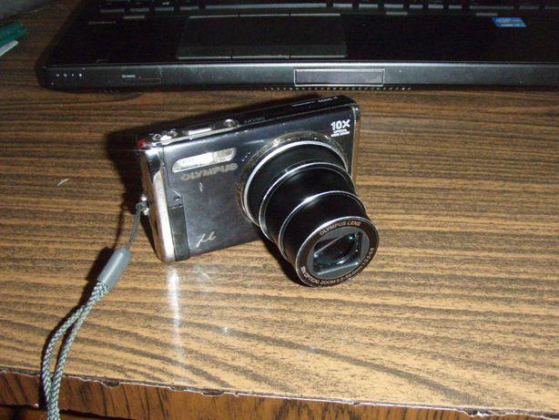 Aparat foto digital 12Mpx Olympus u-9000, cu incarcator si card 1Gb