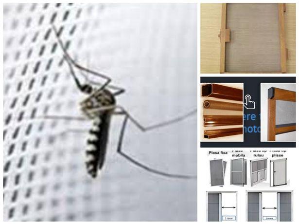 plase insecte,,tantari,tip rulou, plisse,isso, pervaze al,glaf in Cluj