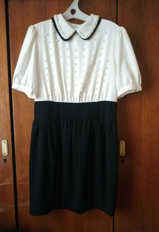 Шёлковое платье Miu Miu