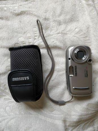 Цифров фотоапарат Samsung Digimax A400, с подарък SD карта