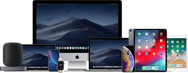Преинсталация на Apple MacOS компютри