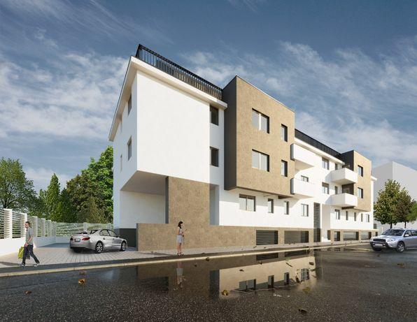 Titan-Nicolae Grigorescu Bloc nou D+P+2+M apartament cu 2 camere Tip D