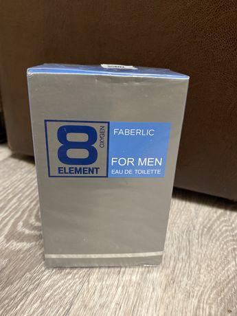 8 element одеколон от Faberlic