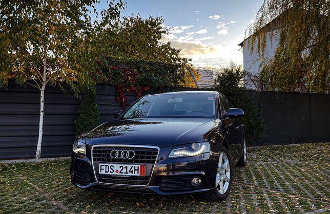 Audi A4 B8 S-Line Limousine 2012 Euro 5 2.0 TDI 143 CP Bi-Xenon+Led