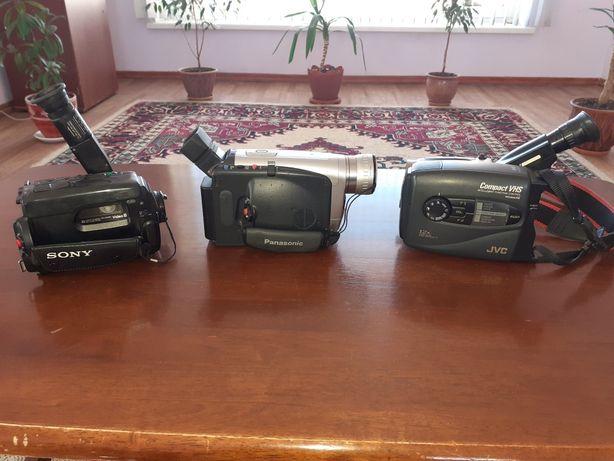 Видеокамеры,производства Японии.