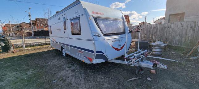Rulota Dethleffs Camper Lifestyle 2009