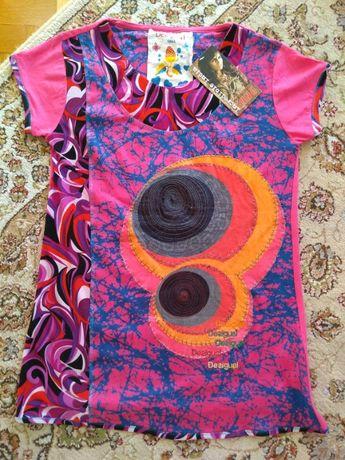 Нова с етикет! Маркова блуза, Desigual !
