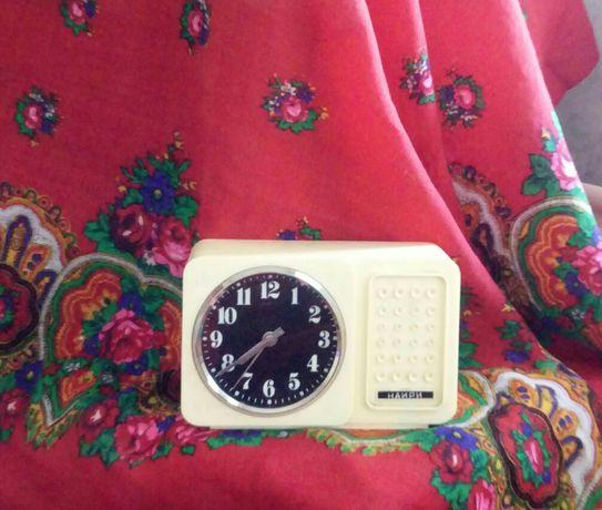 Сағат настольные Часы для декора музыкальный будильник