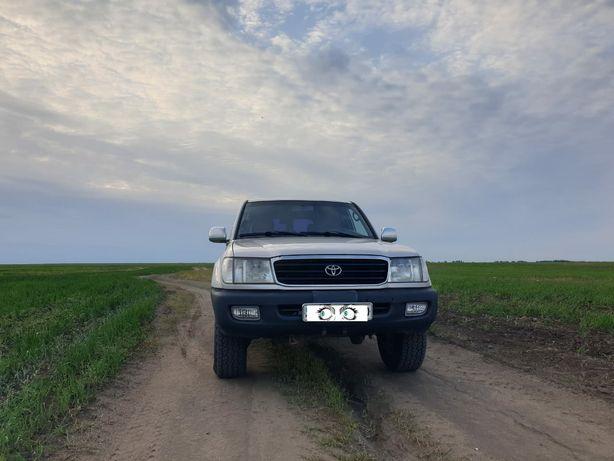 Тойота Ленд Крузер 105 к2