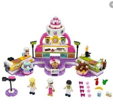 LEGO Friends 41393 - Състезание по пекарство