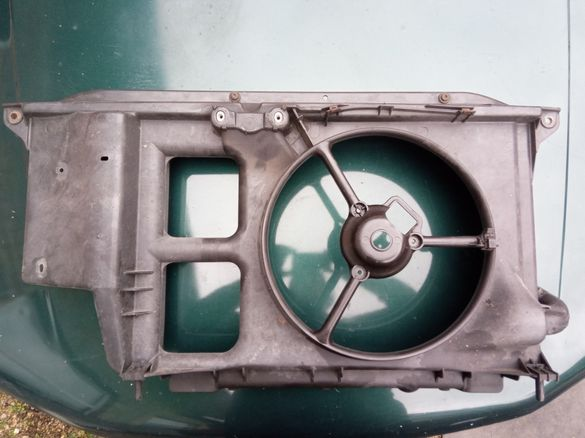 Дифузьор за Пежо-206(без климатик)