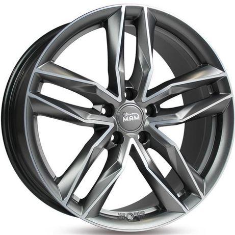 "18"" 19"" Джанти MAM Ауди 5X112 Audi A3 A4 A5 A6 A7 A8 Q3 Q5 S4 S5 S6 S8"