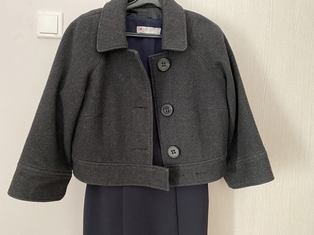 пальто короткое Mango