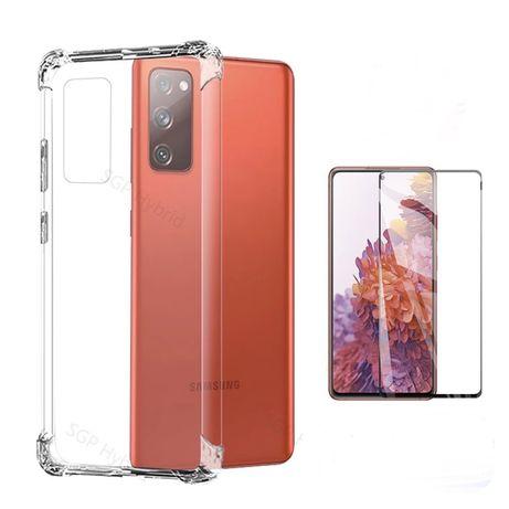 Samsung A42 A41 A51 A71 5G S20 FE M31S A51 Husa Anti Soc Silicon Clar
