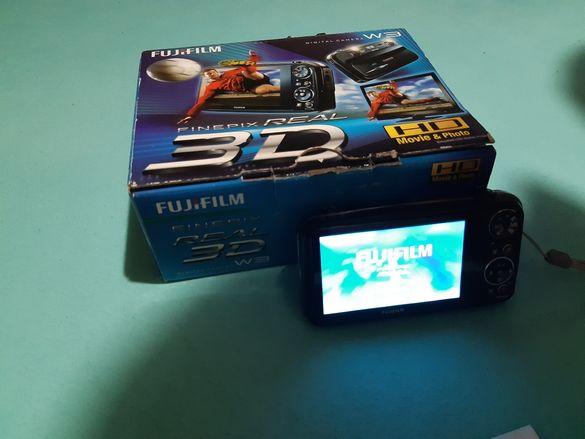 3D фотоапарат FUJIFILM