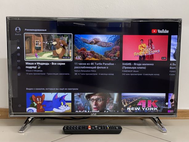 Artel 32AH90G Smart TV, смарт тв