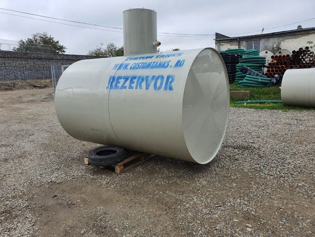 Bazin , Rezervor 5000 L apa subteran