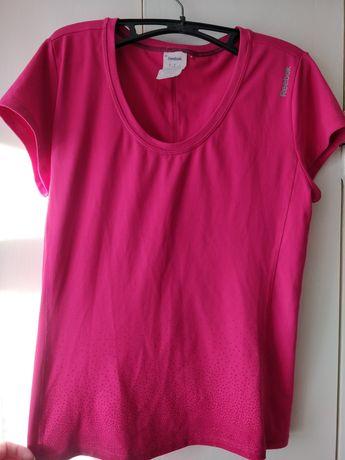 Tricou sport Reebok roz