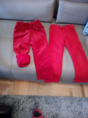 Pantaloni fetite 3-6 ani