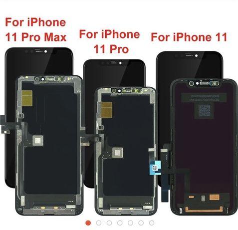 Inlocuire Schimbare Ecran Sticla Geam iPhone 7 8 plus X Xr 11 Xs Max