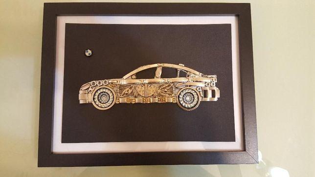 Tablou BMW pt cei pasionati