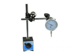 Магнитна стойка с индикаторен часовник