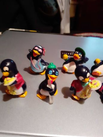 Киндер колекция пингвинчета