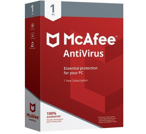 Antivirus McAfee Antivirus 2020