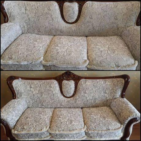 Химчистка мягкой мебели и ковров, удаление неприятных запахов.