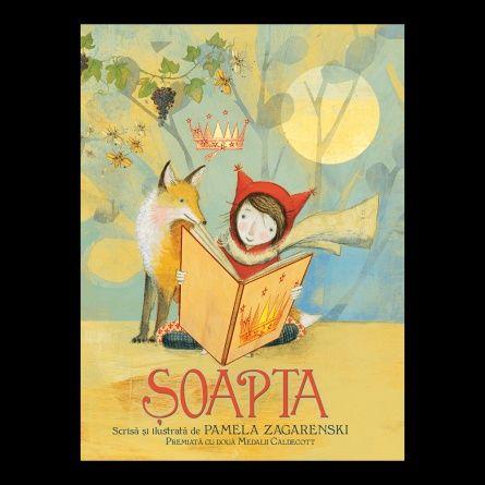 Carte pentru copii - Soapta