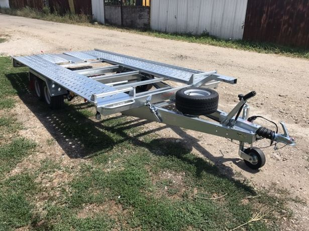 Inchiriez platforme noi, trailer noua cu 1 ax,cu 2 axe sau cu 3 axe
