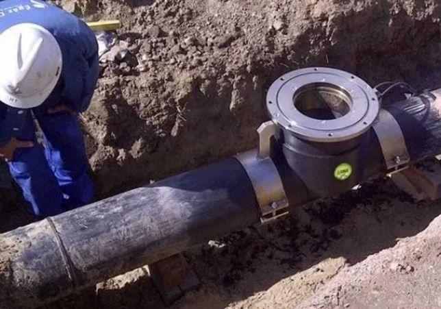 ГНБ водопровод и канализация под ключ!