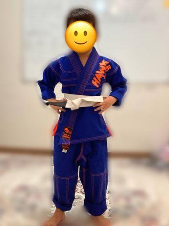 Продается кимоно для джиу джитсу
