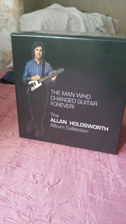 Allan Holdsworth - album collection remastered